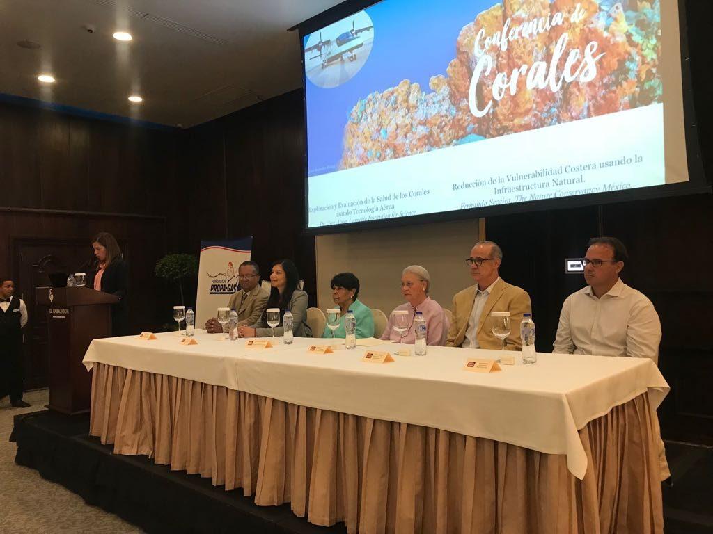Red Arrecifal Dominicana realiza primera conferencia sobre corales en el país 8 de mayo 2018