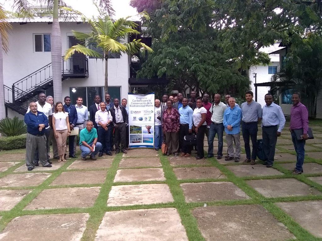 Encuentro binacional para la gestión sostenible de los recursos costero-marinos 4 de mayo 2018
