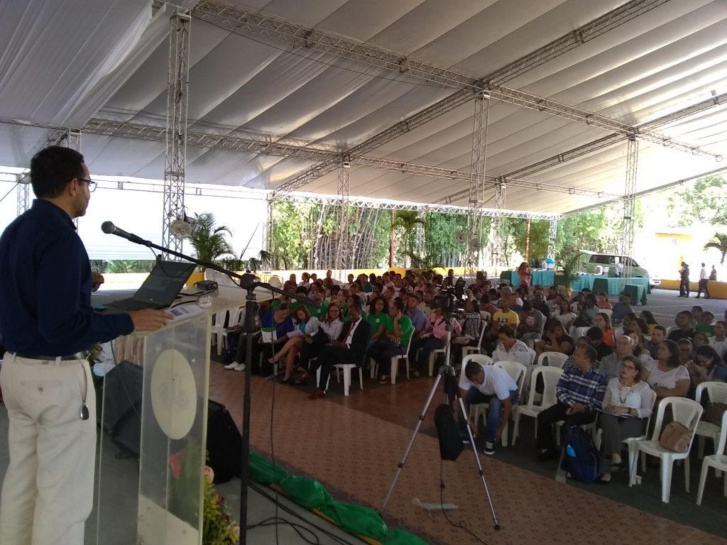 La Red Arrecifal Dominicana RAD participa en VII Foro RAUDO