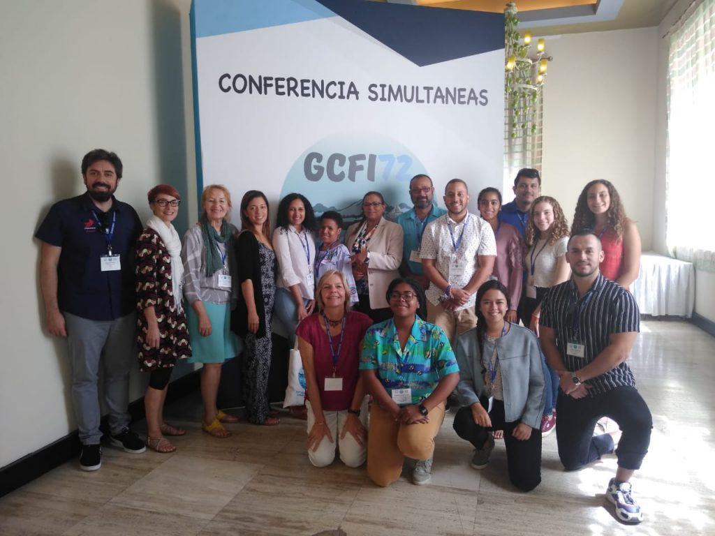 RAD participa en la Conferencia Anual del Instituto de Pesquerías del Golfo y el Caribe (GCFI)