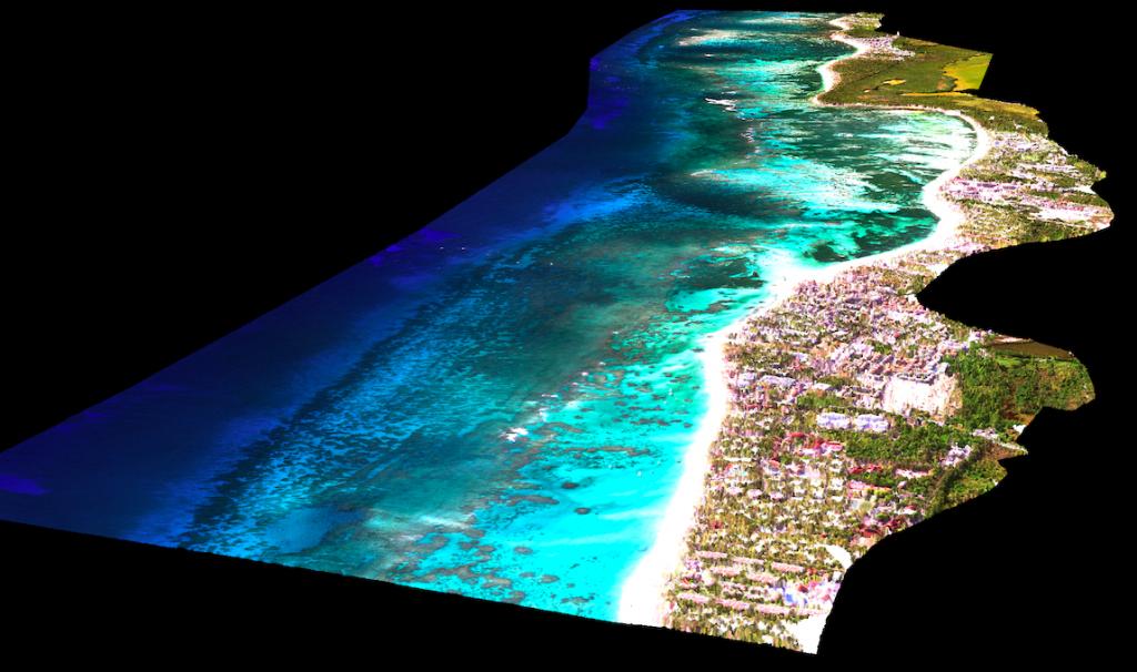 Tecnología a la vanguardia visualiza los hábitats marinos de República Dominicana como nunca antes